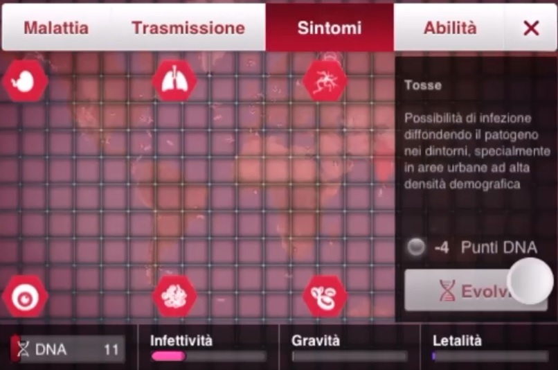 come vincere a Brutale con Arma Biologica in Plague inc