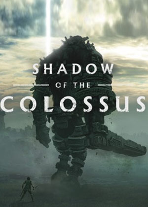 Shadow of the Colossus copertina del gioco