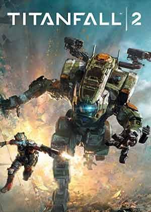 Titanfall 2 copertina del gioco