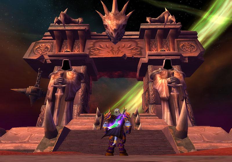 portale oscuro wow