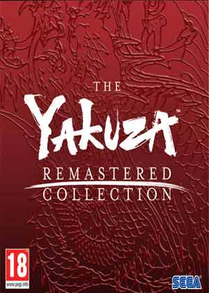 locandina del gioco Yakuza Remastered Collection