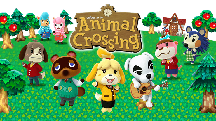 Animal Crossing i personaggi