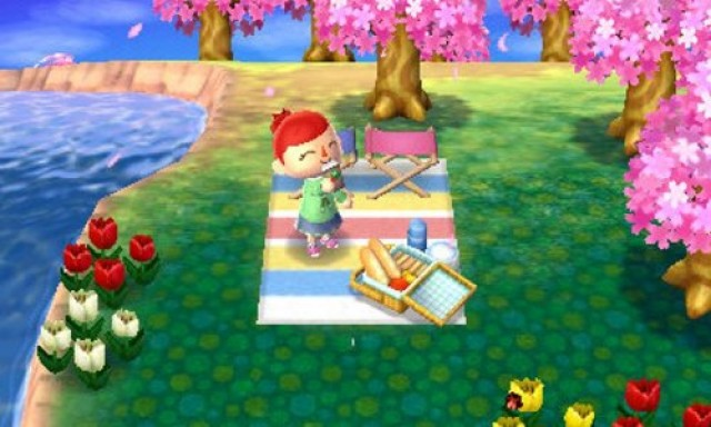 Animal Crossing un personaggio