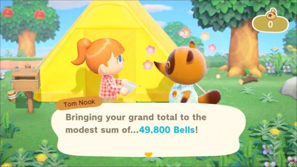 Animal Crossing Tom Nook