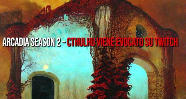 arcadia season 2