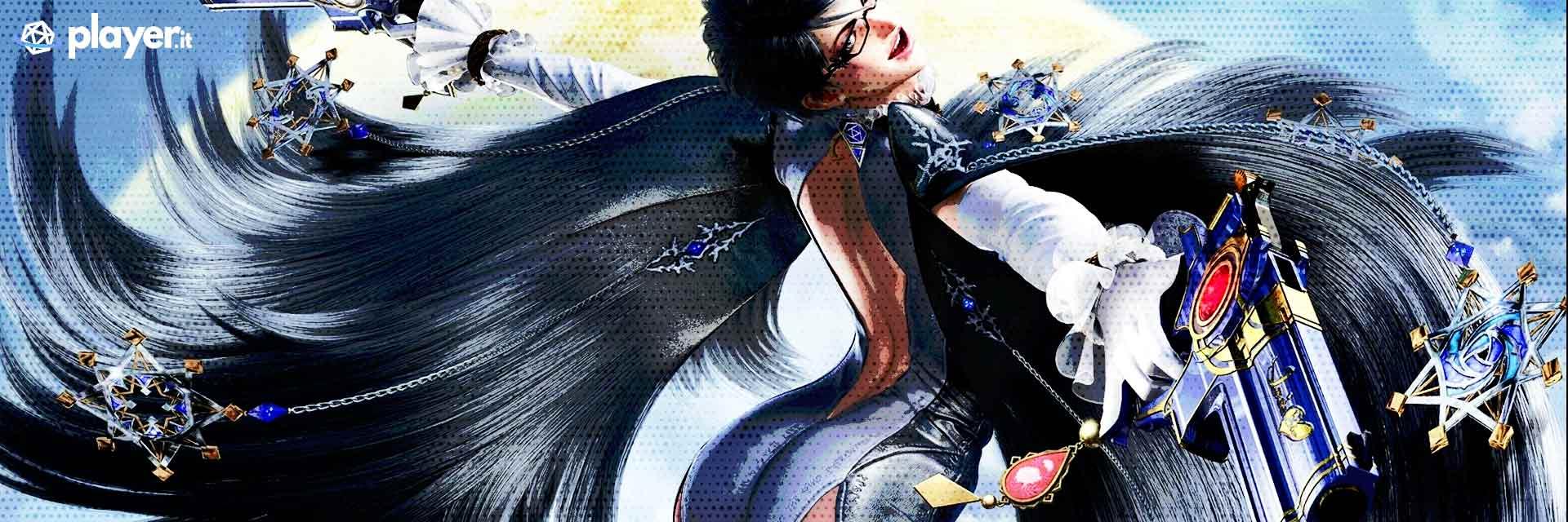 bayonetta 2 wallpaper in hd
