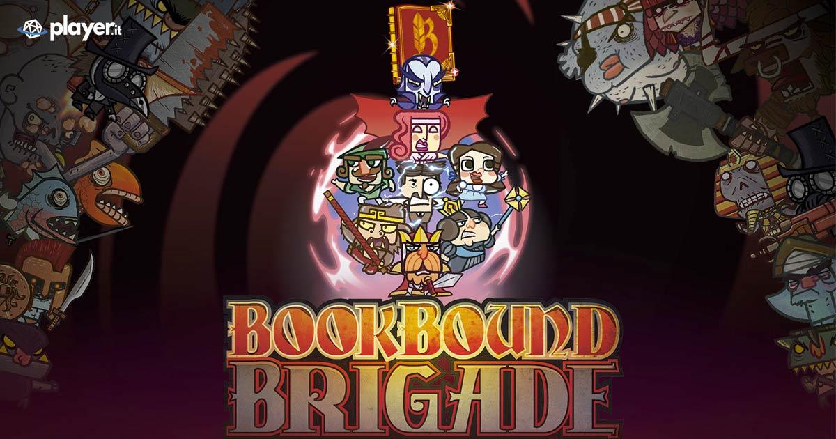 bookbound brigade recensione
