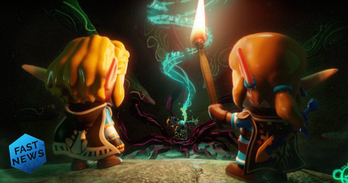 Zelda, Breath of the Wild 2, Stephen J. Plant,