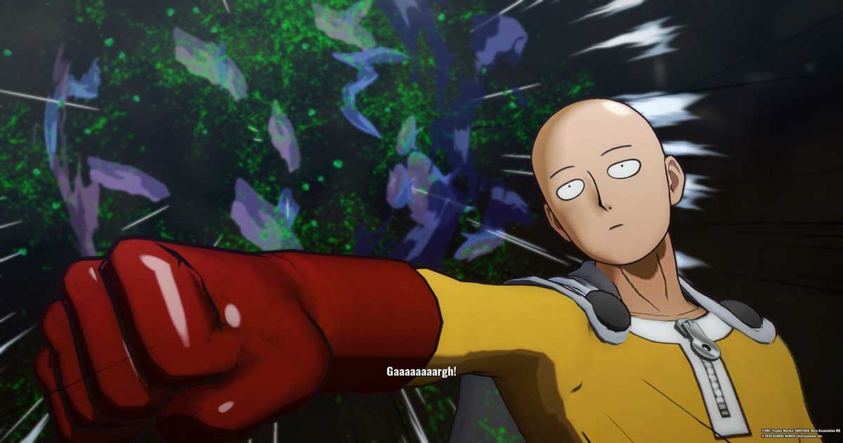 la recensione di one punch man: a hero nobody knows