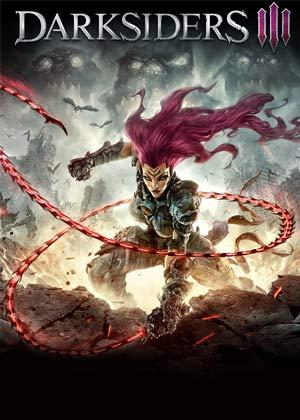 locandina del gioco Darksiders 3