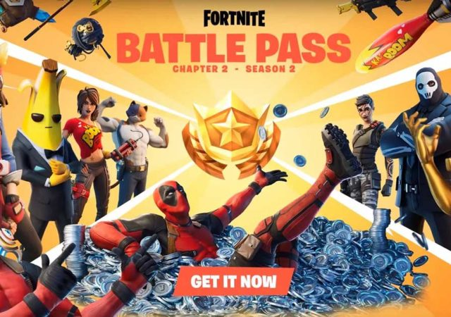 Deadpool, il supereroe Marvel arriva su Fortnite