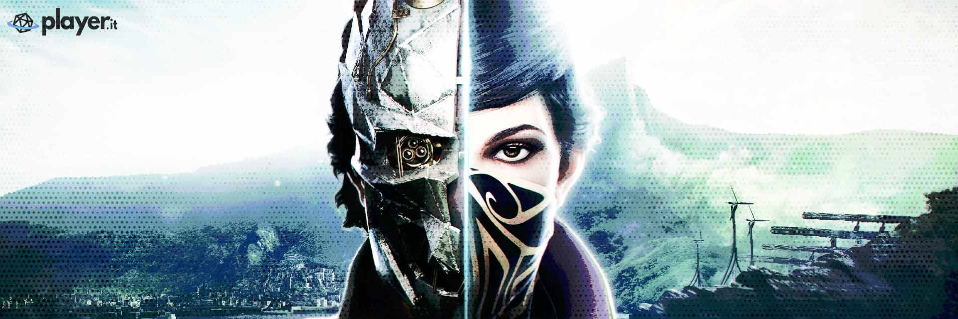 dishonored 2 wallpaper in hd