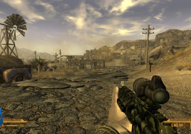 mappa di fallout new vegas in call of duty black ops 3