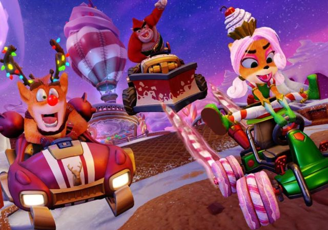 crash team racing nitro fueled copertina