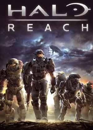 locandina del gioco Halo Reach