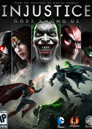 locandina del gioco Injustice: Gods Among Us