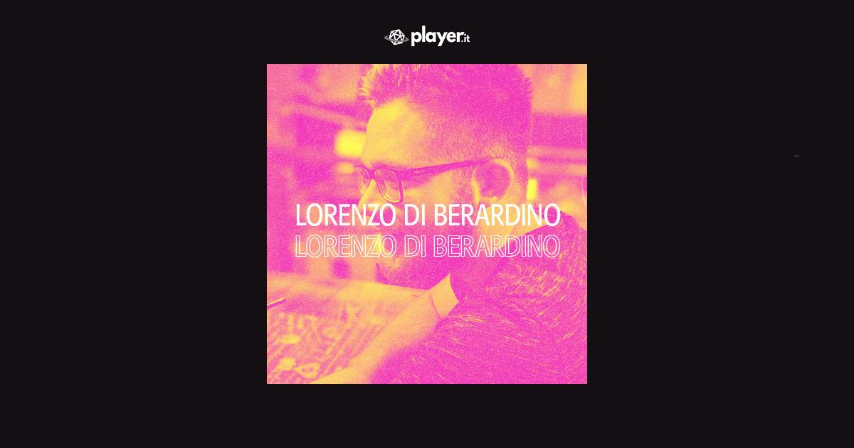 intervista a lorenzo di Berardino