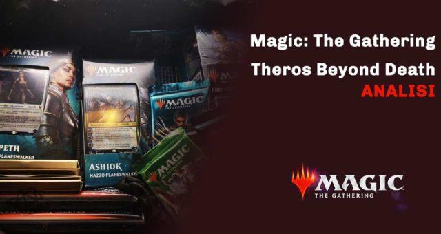 mtg arena analisi Theros Beyond Death