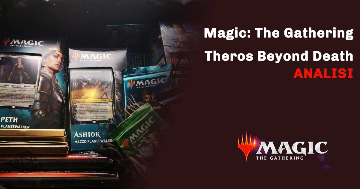 mtg arena analisi Theros Beyond Death