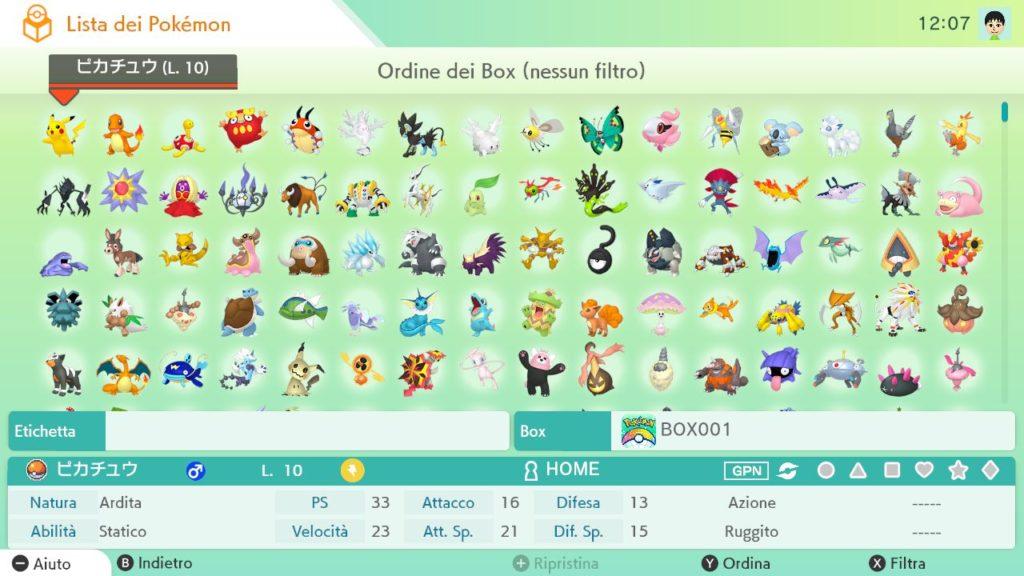 Pokemon Home, risolvere bug che non sblocca Magearna colore antico