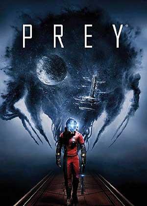 prey copertina del gioco