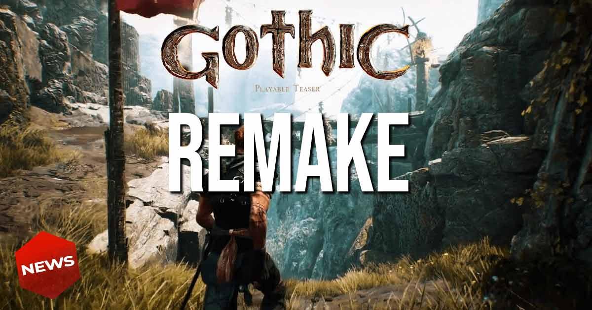remake ufficiale di gothic