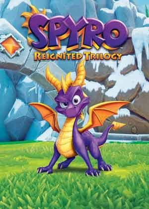 locandina del gioco Spyro Reignited Trilogy