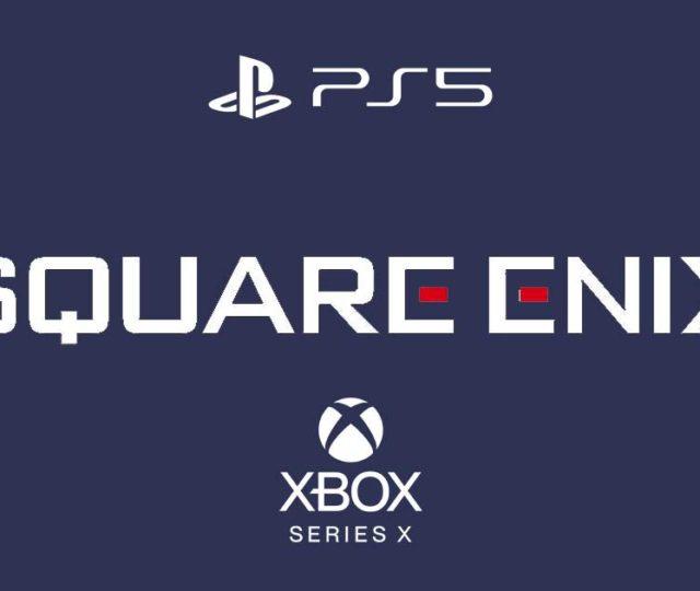 square enix ps5 xbox series x cover