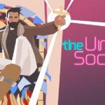 the unholy society copertina