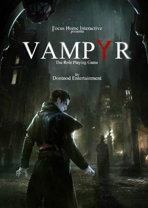 locandina del gioco Vampyr