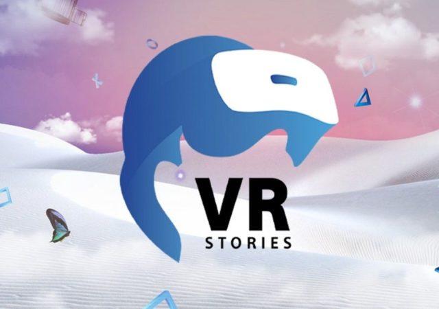 vr stories è disponibile in italia