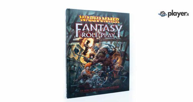 warhammer fantasy roleplay recensione
