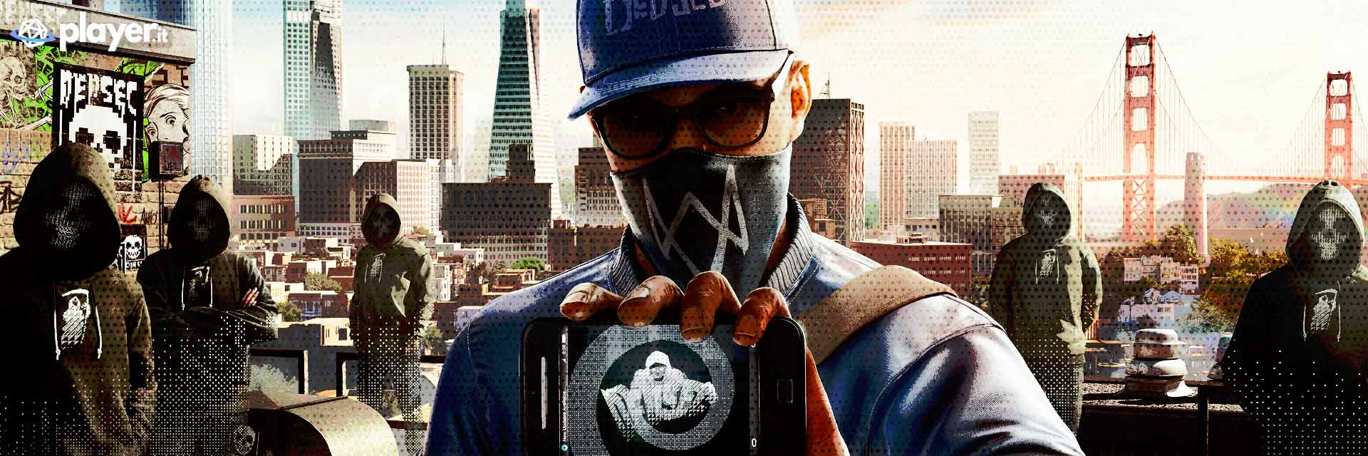 watch dogs 2 wallpaper in hd