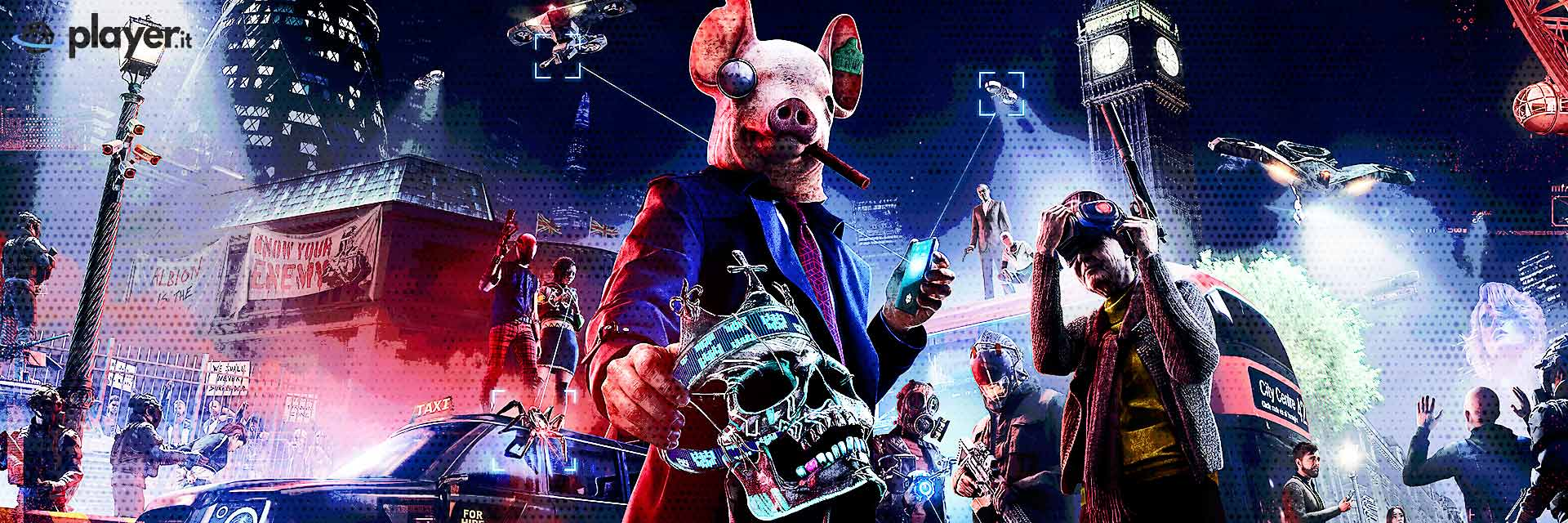 watch dogs legion wallpaper in hd