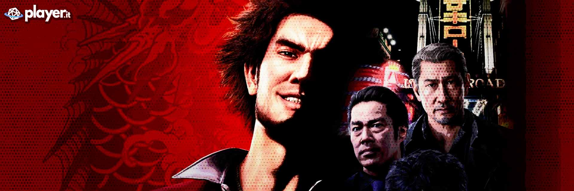 yakuza remastered collection wallpaper in hd