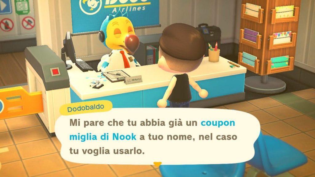 Animal Crossing New Horizons Dodo Airlines