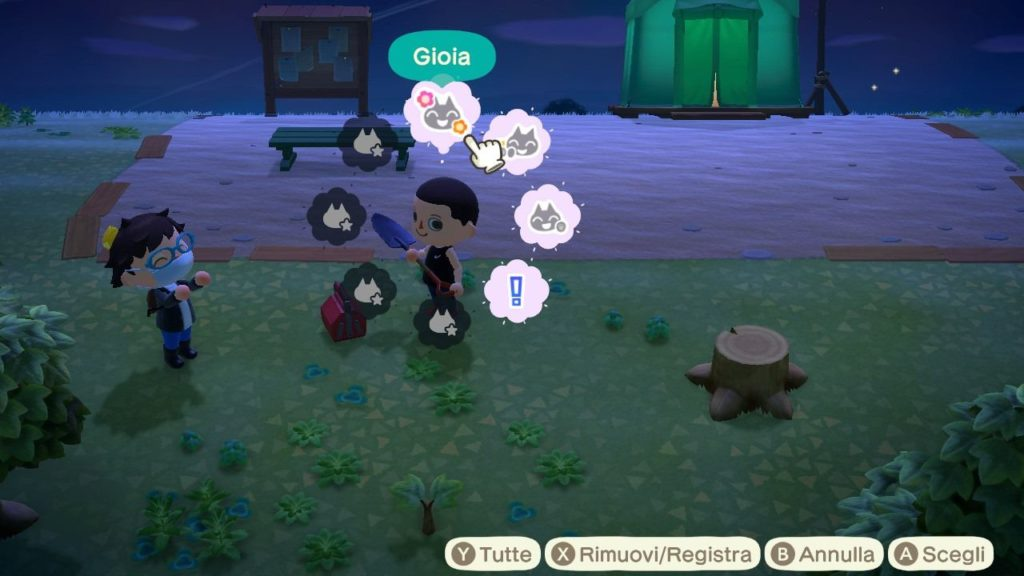 Animal Crossing New Horizons emoji
