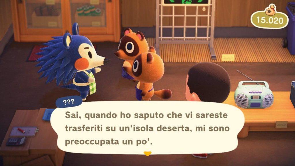 Animal Crossing New Horizons Agostina