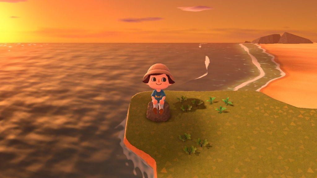 Animal-Crossing-New-Horizons-tramonto
