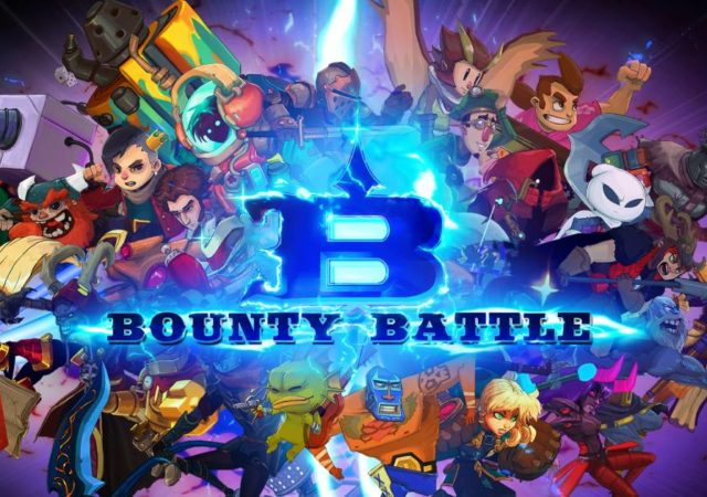Bounty Battle, Merge Games