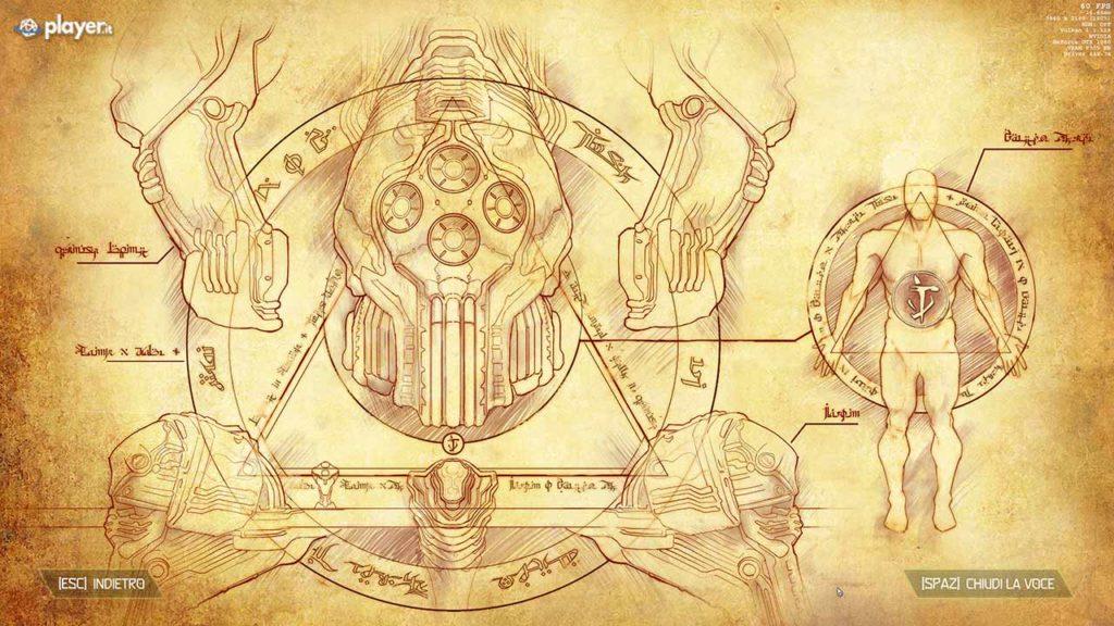 Doom Eternal disegno
