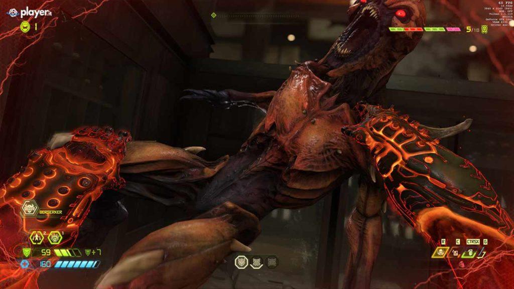 Doom eternal glory kill