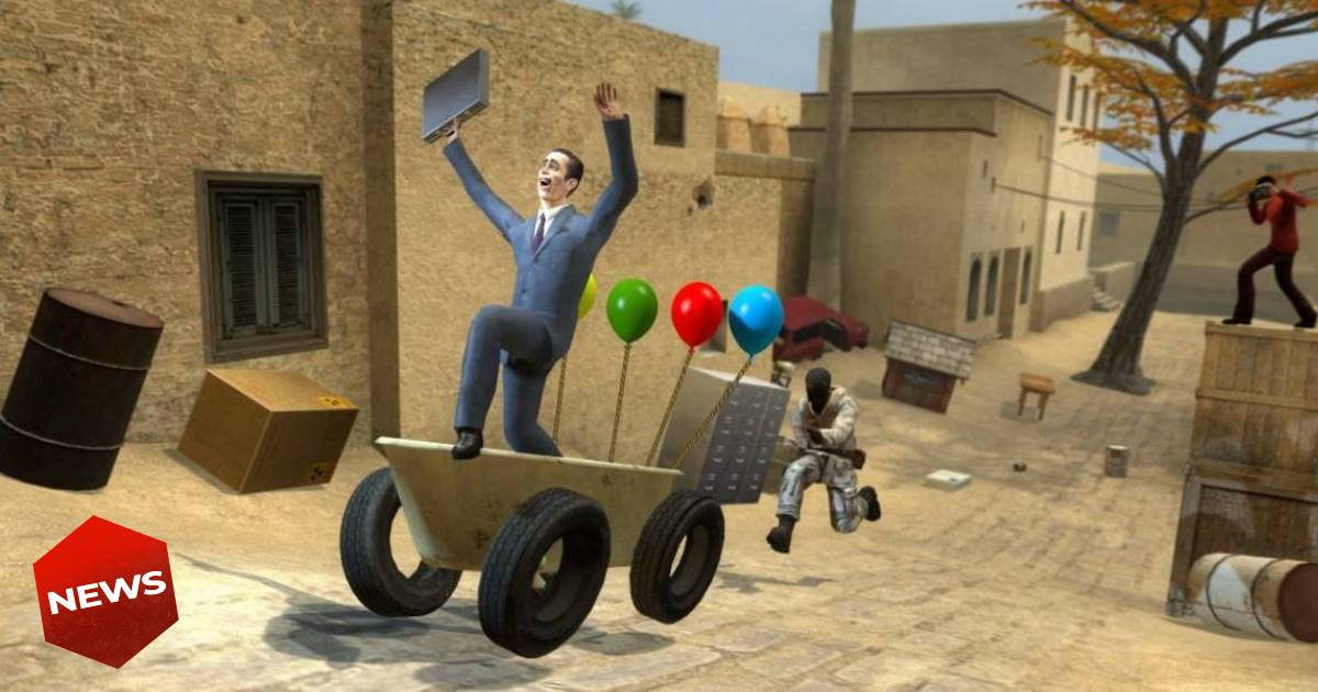 Garry's Mod, Half-Life: Alyx,