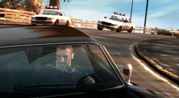 Trucco armi e livello sospetto GTA IV
