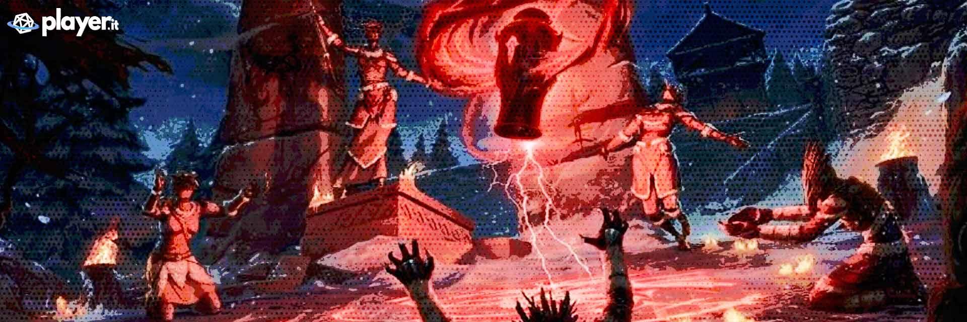 immagine in evidenza del gioco The Elder Scrolls Online - Harrowstorm (DLC)