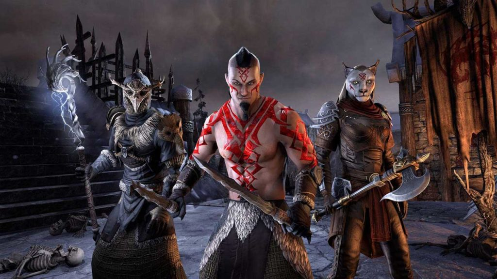 I nuovi Bloodrune Body Markings di The Elder Scrolls Online