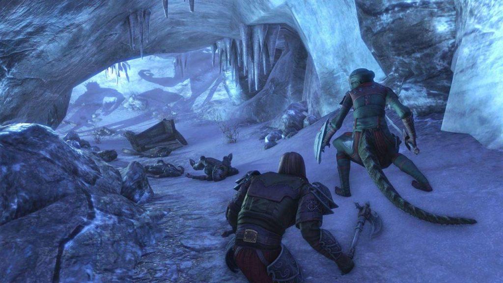 Icereach, un nuovo dungeon per The Elder Scrolls Online
