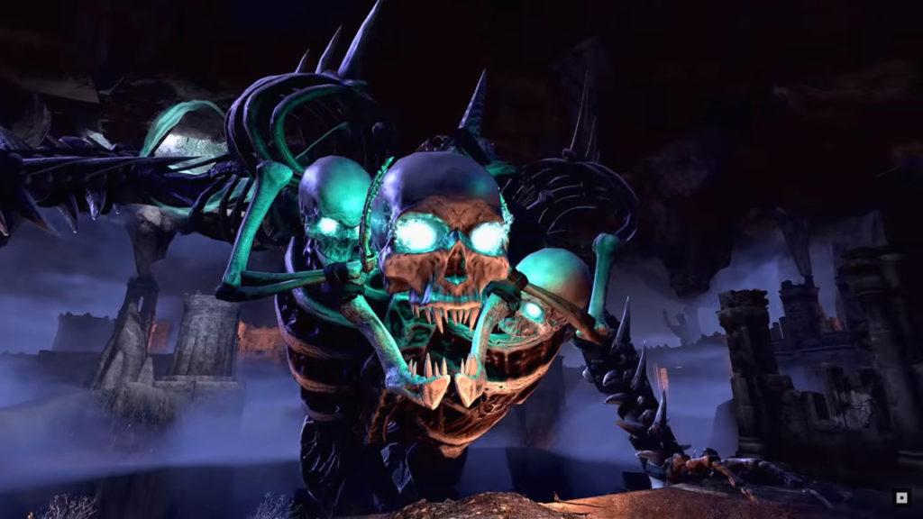 Kjalnar Tombskald, il boss finale del dungeon Unhallowed Grave (ESO)