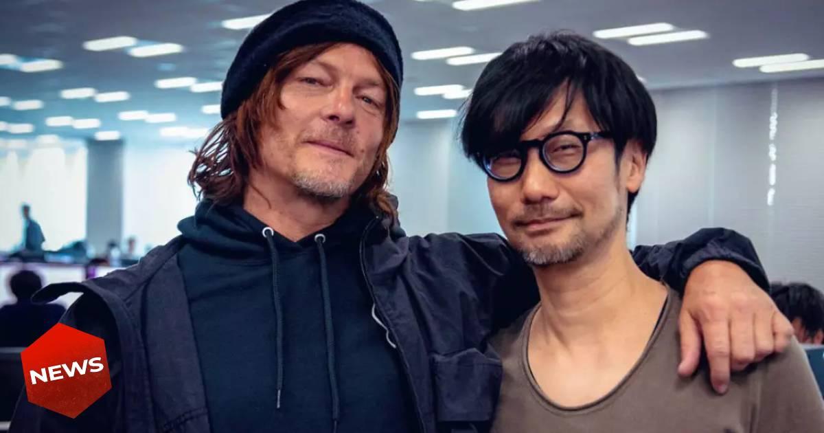 Norman Reedus, Hideo Kojima
