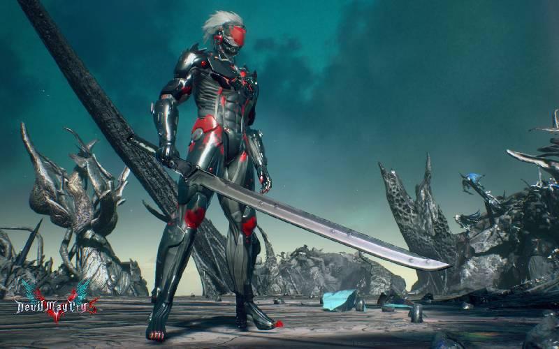 Devil May Cry 5, Raiden